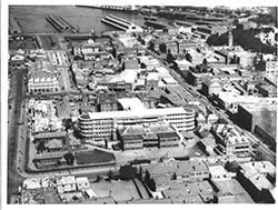 C Block Construction, late 1930s