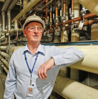 Infrastructure manager in tunnel