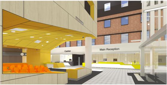 Take a Virtual Tour of K-Block   Redevelopment RHH