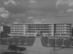 A Block in 1970